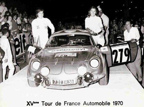 Annick Girard and Francoise Conconi