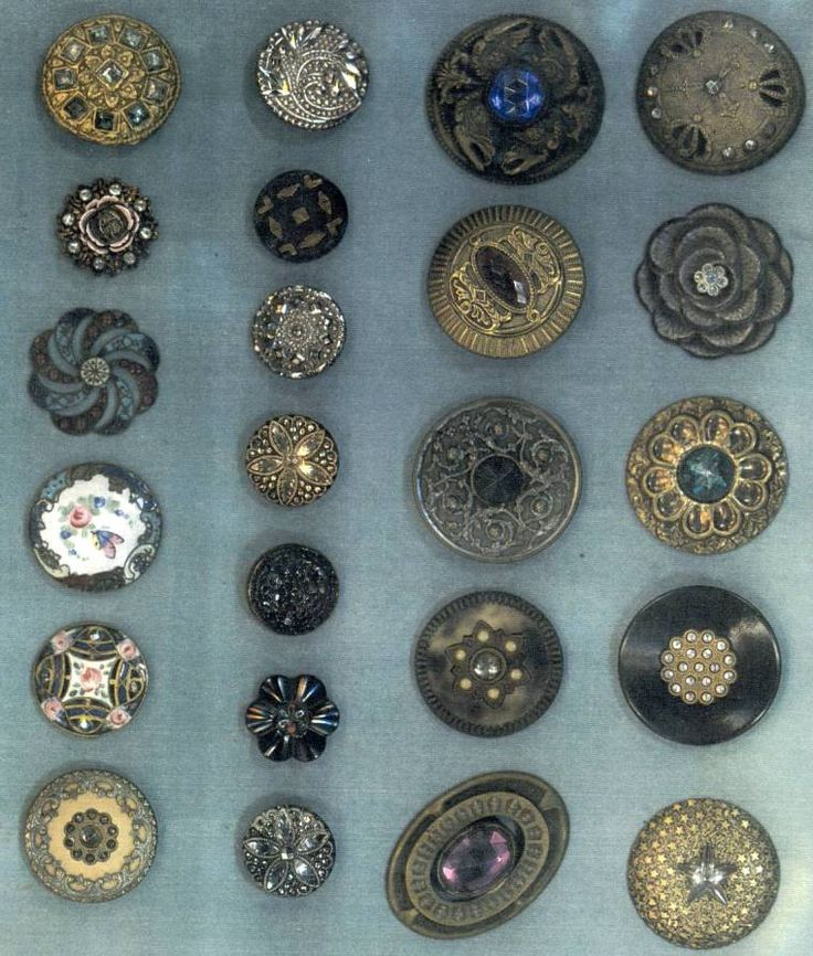 """The hundred year old button collection of Louis Leopold Unmack """"PoPeye""""....Amazing Collection and history of buttons."""