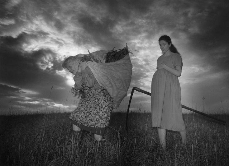 Gunārs Binde-the burden 1994.