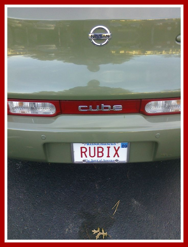 #Customized License Plate