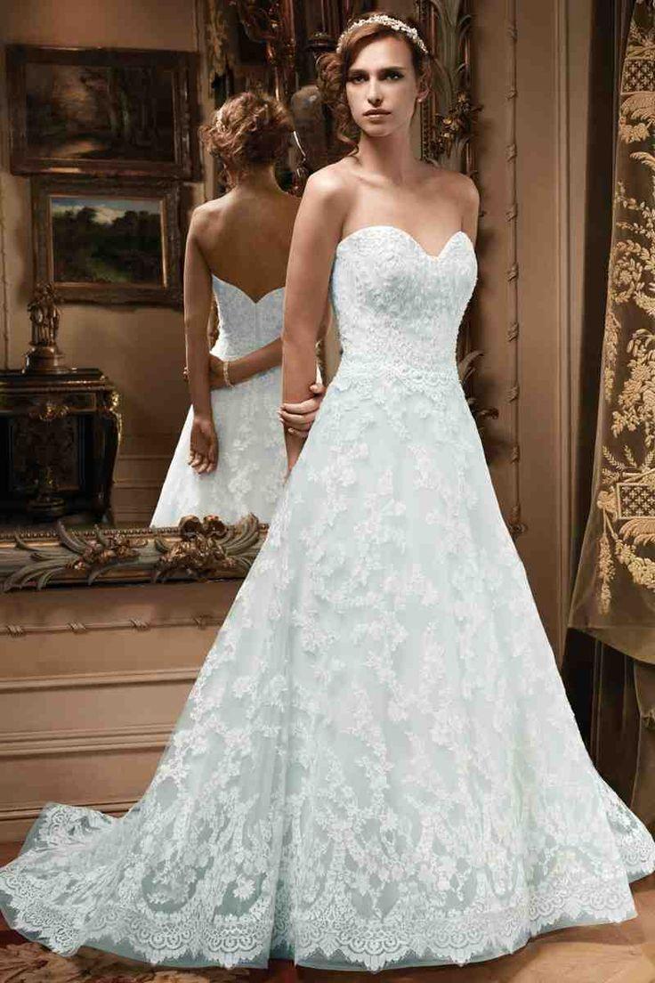61 best lace wedding dress images on pinterest | wedding dressses