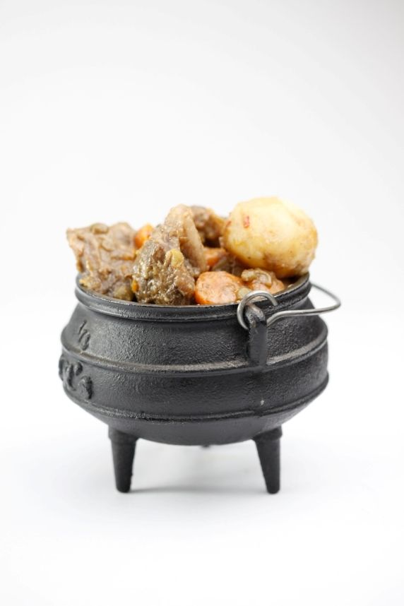 Dumplings and lamb stew   Mzansi Style Cuisine
