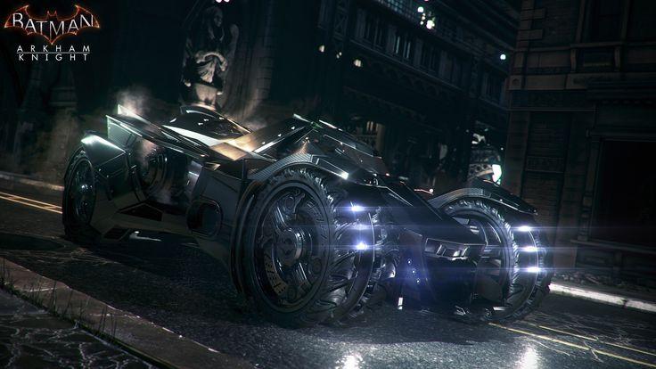 WATCH Batman Arkham Knight Nvidia Gameworks Tech Demo