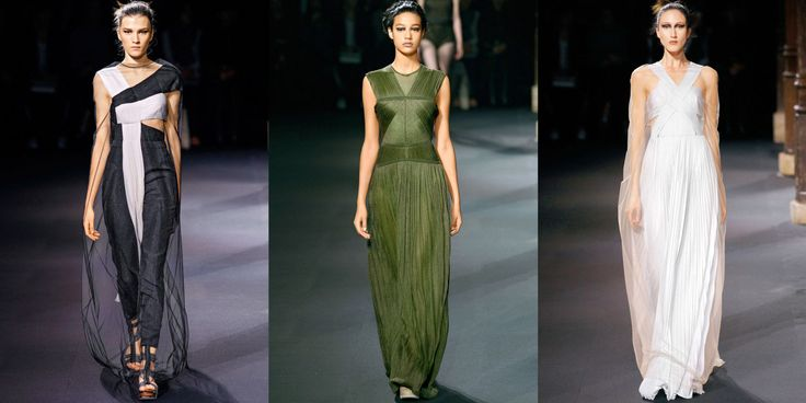 Goga Ashkenazi in 24 Hours the green dress is very appealing.