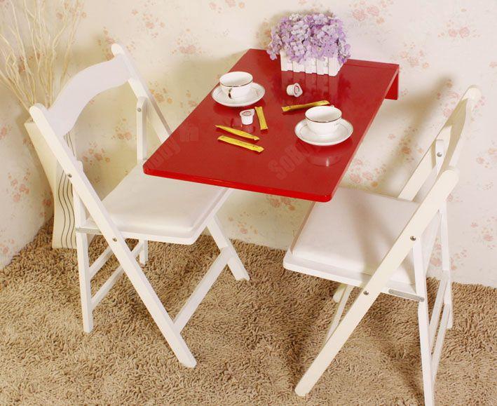 Kindermöbel, Esstisch, Wandklapptisch, Küchentisch, Schreibtisch