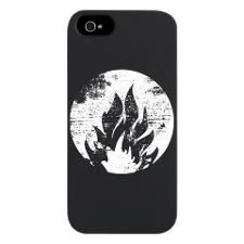 "Divergent Distressed ""Dauntless"" Logo iPhone 5/5S Snap Case"