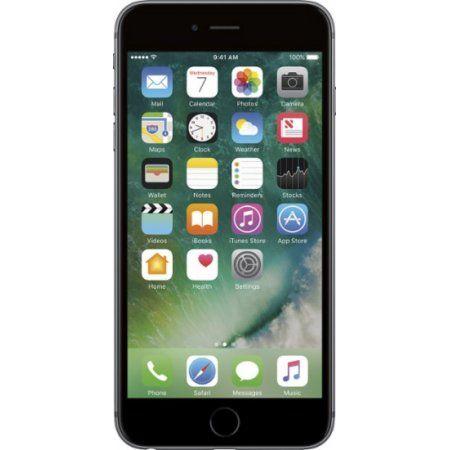 AT&T Prepaid - iPhone 6 - Wal*Mart