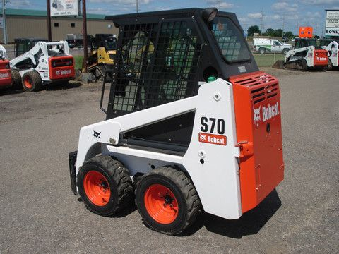 Bobcat S70 Skid Steer Loader Service Repair Manual INSTANT ...