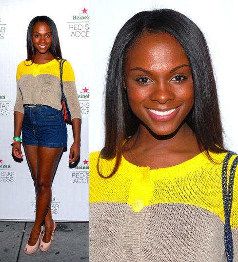 Tika Sumpter Speaks On Being Dark Skinned In Hollywood… Is The Unfair Treatment Real? – Naturally Moi