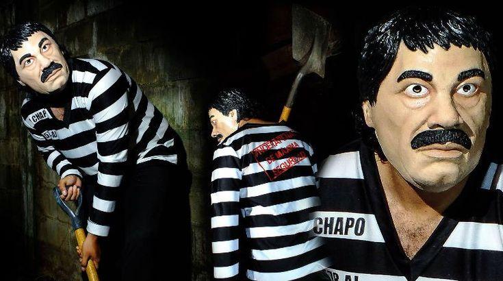 La sensación para Halloween: el disfraz del 'Chapo' Guzmán ¿Lo comprarías?   http://cnn.it/1jRfzby