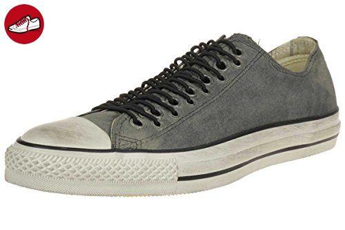 Converse John Varvatos Chucks grau Multieyelet 147358C, Schuhgröße:EUR 42.5 (*Partner-Link)