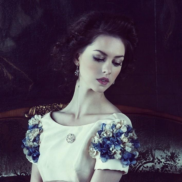 Ljanka Gryu (Leanca Grâu / Лянка Грыу), russian actress.