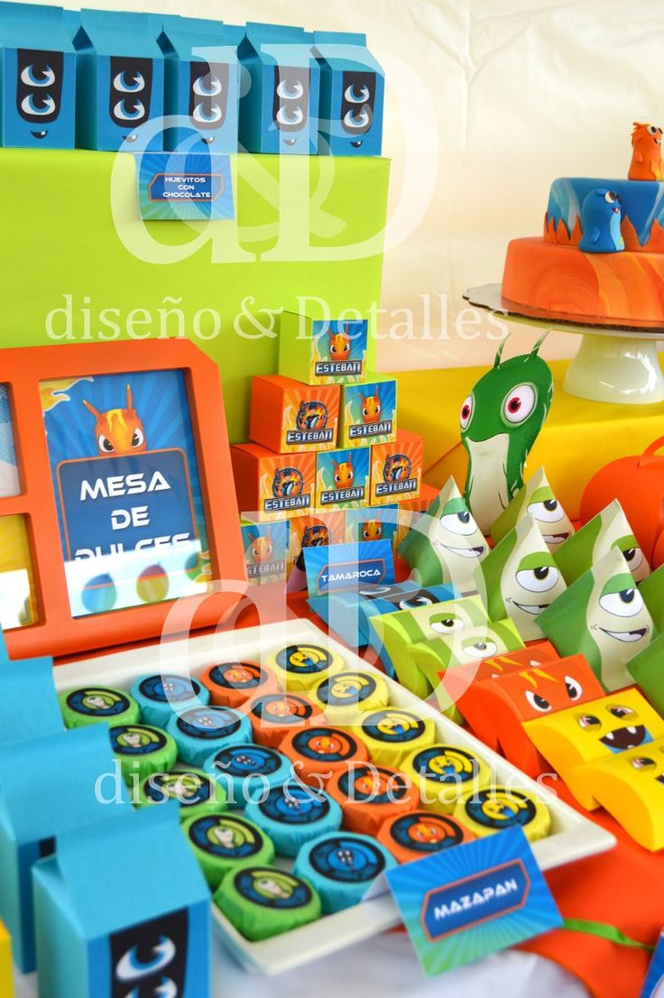 17 best ideas about mesa de dulces infantiles on pinterest - Mesa dulce infantil ...