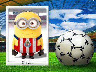 Blog de palma2mex : Los minions con uniforme de la liga mexicana