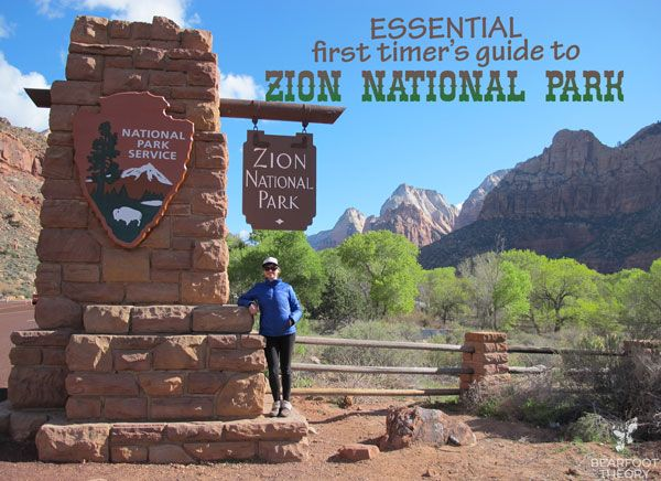 Essential guide to #Zion National Park in #Utah. Covers the best hikes, campsites, transportation, and everything else you need to know. http://bearfoottheory.com