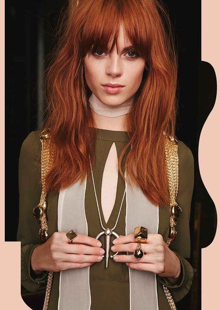 Beautiful Ginger Hair!!!