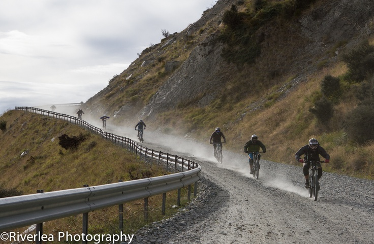 The Queenstown Bike Festival - Rock n Roll Enduro - www.queenstownbikefestival.com