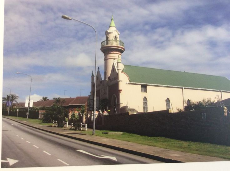 South End Rudolph Street Mosque ...now