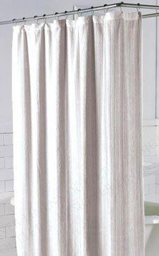 Got dirty shower curtains? You can bring back your shower liners and curtains back to a beautifully clean state by using a cup of baking sod...