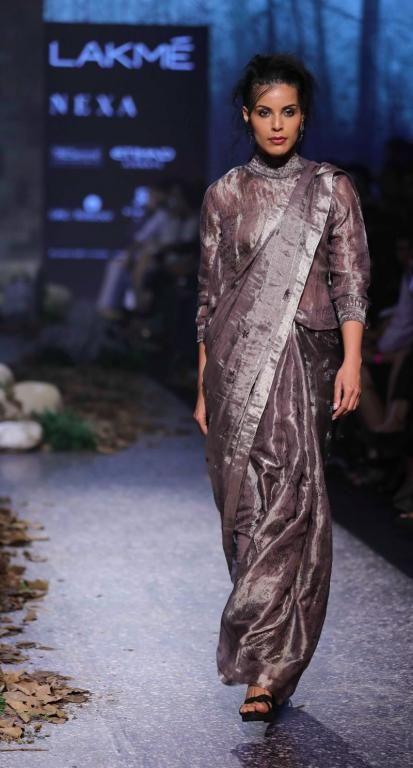 Anavila - Lakme Fashion Week AW 17 - 25