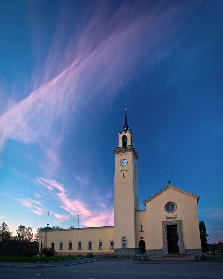 Viinikka Church (Tampere, Finland)