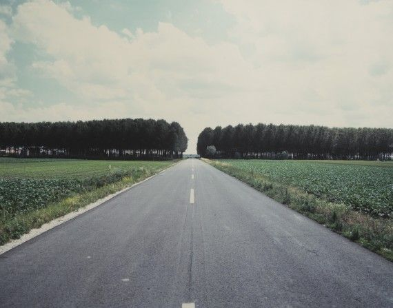 Luigi Ghirri, Valli Grandi Veronesi, 1989 | Artuner
