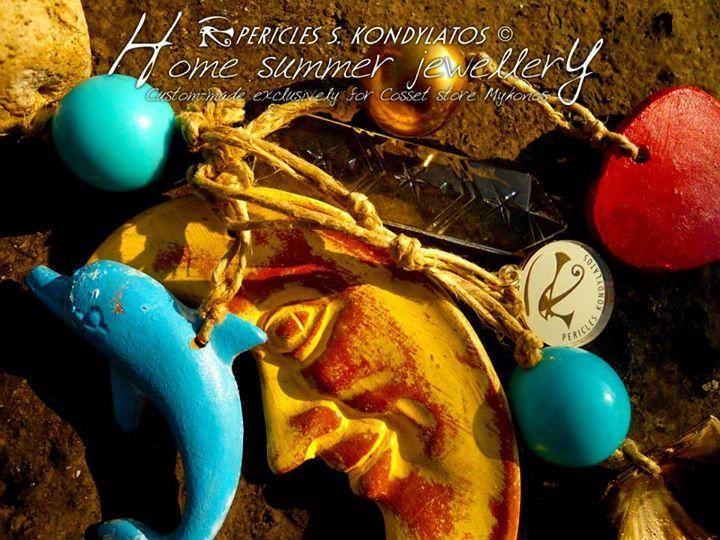 Home jewellery by Pericles Kondylatos  Custom-made exclusively for Cosset store Mykonos Cosset Store  Luxury Furniture & Decoration Argyraina  84 600  Mykonos Island  Greece Tel : +30 22890 78146 Email: info@cosset-mykonos.com http://www.cosset-mykonos.com/
