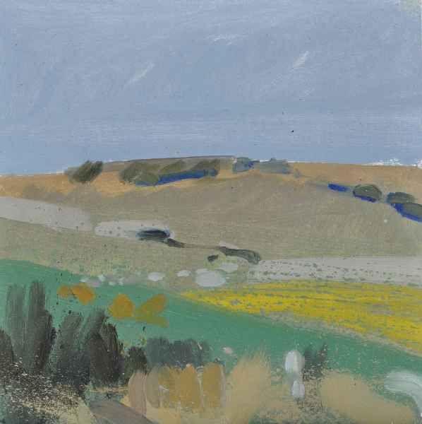 Hillside Near St Ives | Lucie Bray