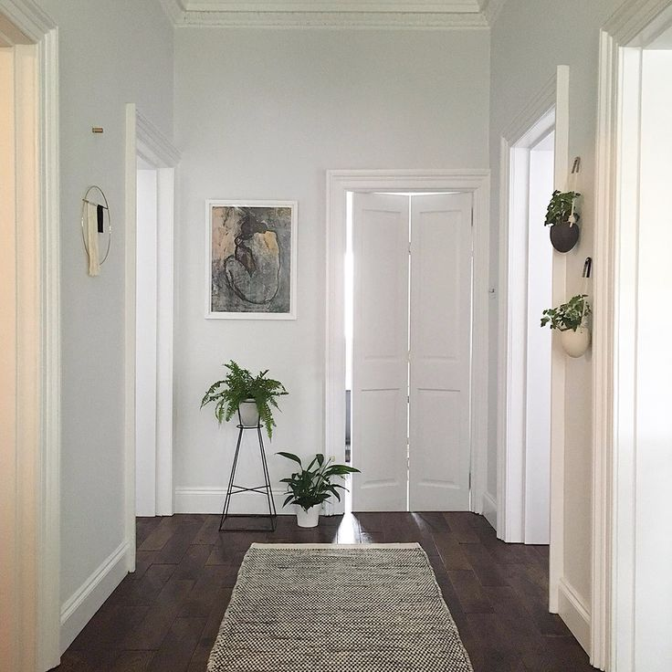 Light And Airy Hallway | Kelly Love Home Tour | West Elm