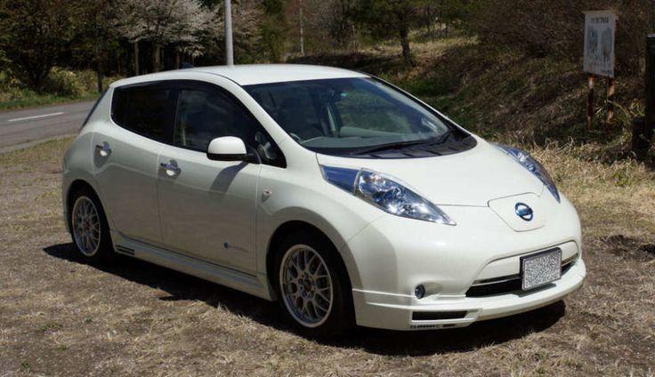 LEAF В ЯПОНИИ ТЮНИНГ И ОБВЕСЫ — бортжурнал Nissan Leaf ZERO EMISSION 2013 года на DRIVE2