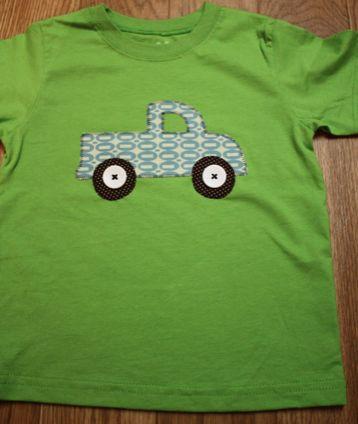 boy applique shirt ideas