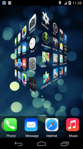 ios launcher wallpaper: 17 Best Ideas About Ios 7 Wallpaper On Pinterest