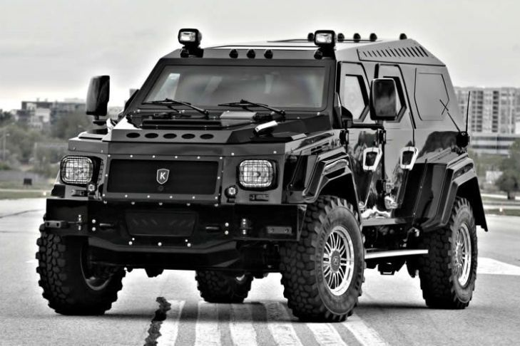 Conquest Vehicles Knight  Apocalypse Cars