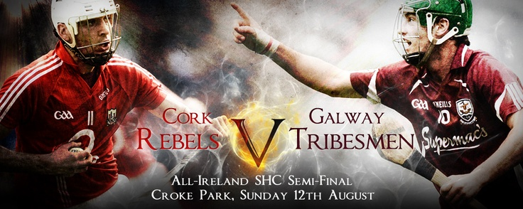All-Ireland SHC Semi Final - Galway v Cork. Can Galway do it agfain and steam roll cork, like they did kilkenny in the leinster final.