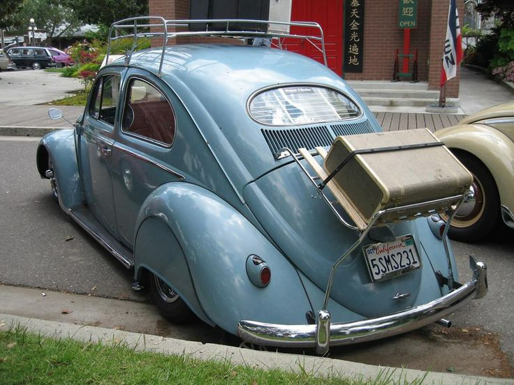 Old Beetle Car For Sale