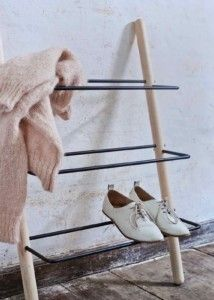 New modern shoe rack designs for small spaces – Norrmade creative shoe storage ideas