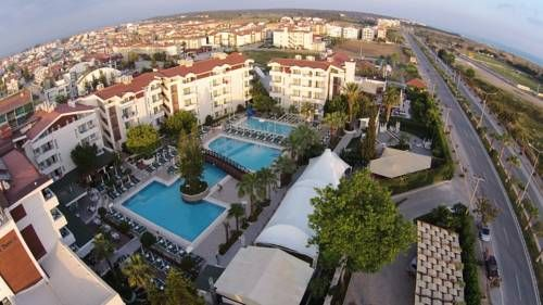 Side Resort Hotel Side Located in Side in the Mediterranean Region Turkey Region, 1.1 km from Side Antique City, Side Resort Hotel boasts a spa centre and a private beach area.
