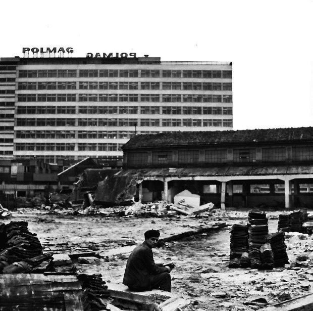 Katowice (photography: Józef Ligęza)
