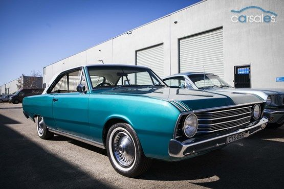 1969 Chrysler Valiant Auto-$25,000*