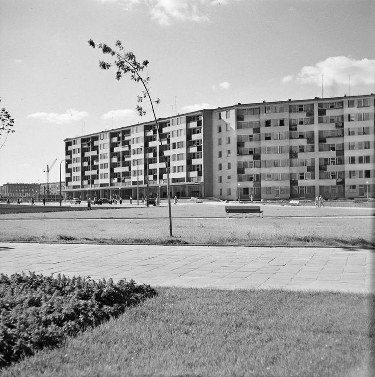 Blok szwedzki Nowa Huta