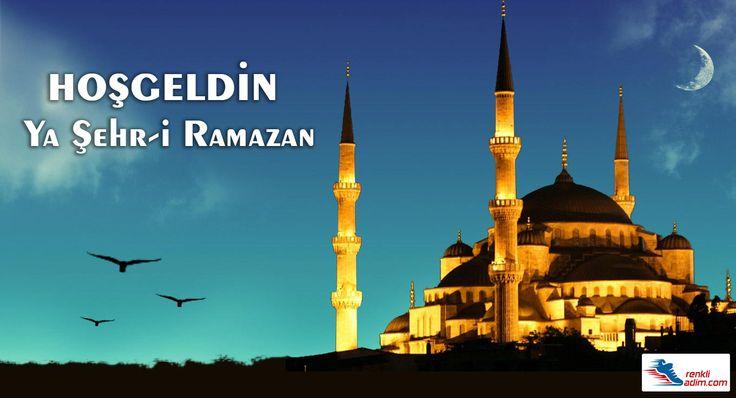 Hoş Geldin Ya Şehr-i Ramazan #ramazan #hoşgeldinramazan #HayırlıRamazanlar