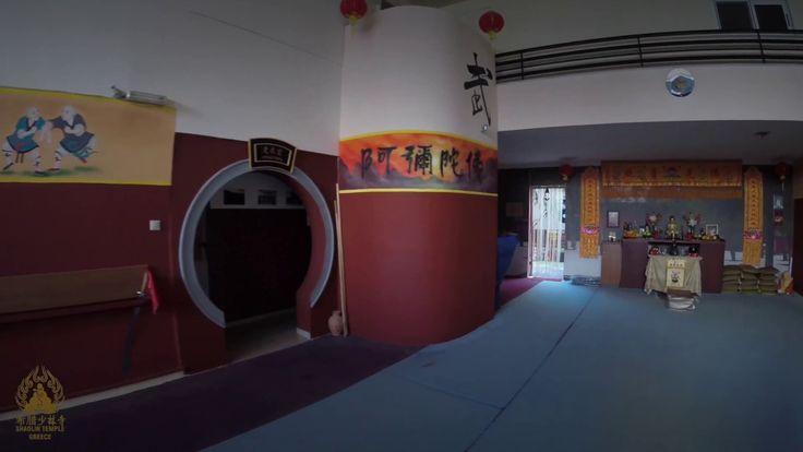Πολιτιστικό Κέντρο Σαολίν ΤσανΓουΓι Ελλάδος | Shaolin Temple Greece 希腊少林寺