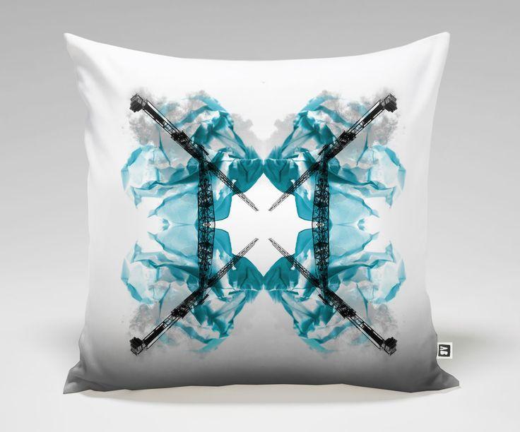 CLO Pillow #14 Crane