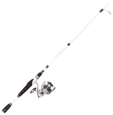 "Shimano Stradic FK/Bass Pros Shops Johnny Morris CarbonLite Spinning Combo - ST5000HGFK/JCL66MLS: """"""The smoothest, silkiest combo you'll…"