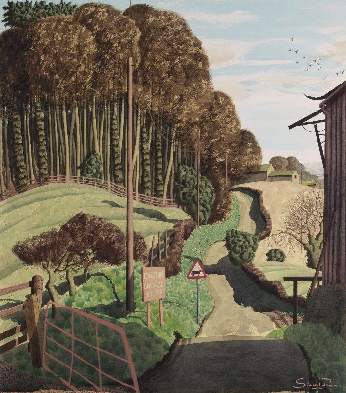 Simon Palmer | Barden Chapel Lane