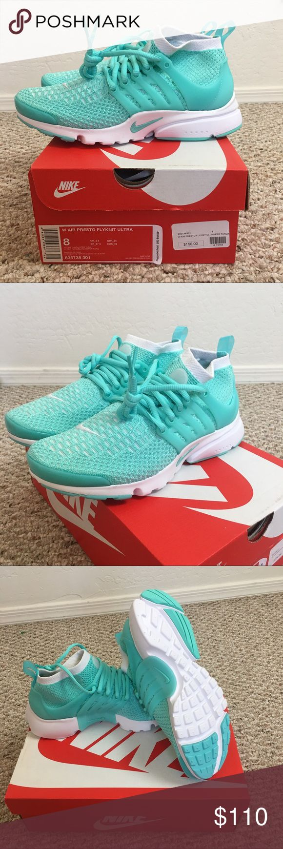 Home nike wmns air presto flyknit ultra midnight turquoise olive - Nike Air Presto Flyknit Ultra Running Shoes Brand New In Box Never Worn Womens Nike Air