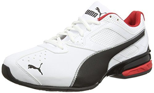 Puma Tazon 6, Herren Laufschuhe, Weiß (white-black-puma silver 02), 42.5 EU (8.5 Herren UK) - http://on-line-kaufen.de/puma/42-5-eu-puma-tazon-6-herren-laufschuhe