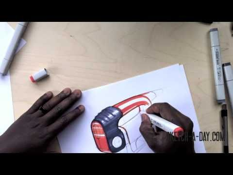 ▶ Sketch-A-Day 350: Jigsaw - YouTube