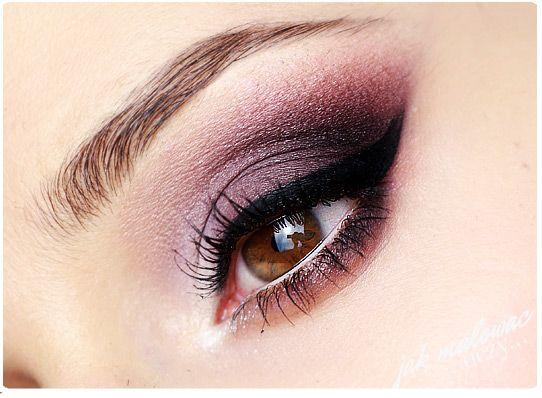 Alina Rose Makeup Blog: Jak malować oczy.Część druga- makijaże z kreską.