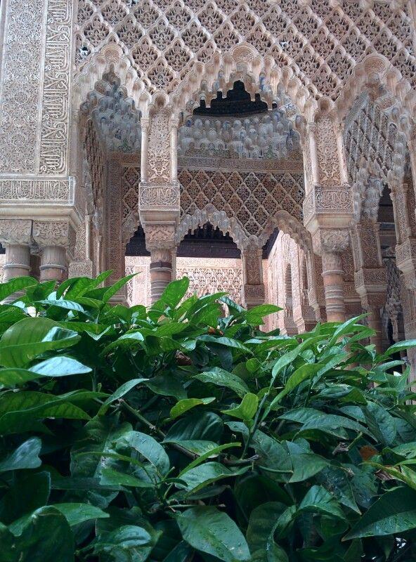 Alhambra, Granada Spain 12.2014